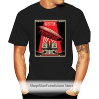 Erkek T Shirt Popüler LED Zepelin Annership erkek Siyah Boyutu S 3XL Saf Pamuk Kısa Kollu Hip Hop Moda Mens T Shir
