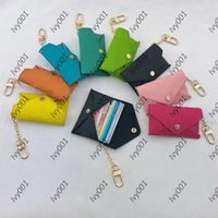 Designers Ladies Leather Card package Fashion Chain Designer &#13V Brand Bag Reading Glass Mini Messenger Holder Wallet purse coin pouch