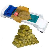 Sushi utensili vegetali carne rotolante maker Dol-Mer Magic Roller Rullo farcito Garpe Cavolo Lascia la macchina foglia di uva Cuoco da cucina Ultensil