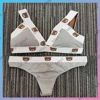 Donners Designer Costumi da bagno di lusso Donna biancheria intima 2021 Piscina Abiti Lady Brand Bikini By Piece Beach Beach Luxurys Swimwears Bello