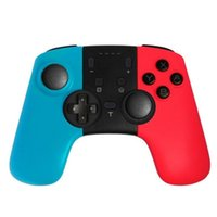 Game Controllers & Joysticks Wireless Controller For Switch Dual Vibration Remote Gamepad Joystick Console X3UF