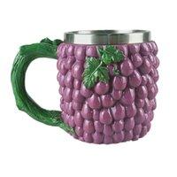 Tazze creative carino tazza di frutta tazza di caffè tazza da caffè amaro zucca per uso domestico per bambini