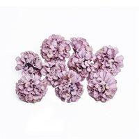Künstliche Blumen Weihnachtsfeier Mode Hochzeit Seide Künstliche Hortensie Home Ornament Dekoration Für Monther Tag Geschenk RRD7328