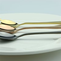 الفولاذات الملاعق الفضائيات ملعقة السكر الصلب للألوان القهوة الشاي السكاكين الشاي الجمجمة 3 الشاي ملعقة KKB7524