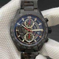 XF Factory Watch TG Card Laila 01 Series Armbanduhr V2 Upgrade Edition 2824 Bewegung Aushöhlen Design
