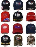 جو بايدن قبعات التصويت جو بايدن 2024 الانتخابات قبعة بيسبول الرجال النساء سائق شاحنة القبعات الأزياء قابل للتعديل قبعة بيسبول dhl الشحن