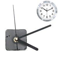 Настенные часы DIY Часы Механизм Классический Висит Черный Кварцевые Часы Инструменты Части Ремонт Частей Ремонт Ремонт Essenti Q1A7