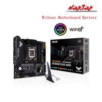 Schede madri Asus Tuf Gaming B560m Plus WiFi Matx Intel B560 5000+ (OC) 128G USB 3.2 SATA M.2 Supporto 10/11 GEN LGA 1200 CPU Scheda madre