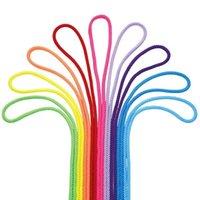 Cuerda de gimnasia rítmica colorida 1 PC 3M Cuerda de gimnasta femenina para ginecadas artes de arte y niñas Competición de la gimnasia Art