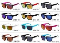 Luxury designer sports sunglasses outdoor riding glasses for women men ray pretection UV400 12 color designs