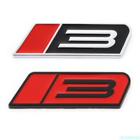 3D Metal Turbo 3 Koşu At Amblem Rozeti Araba Çıkartmaları Ön Hood Izgara Oto Çıkartması Ford Roush Mustang Aşama 3 GT Fiesta