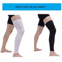 Men's Socks Sport Basketball Leggings Protectors Calf Compression Long Leg Sleeve Warmers Cycling Running Knee Guards Pads
