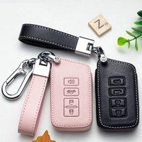 Lederauto Styling Key Cover Case für Lexus NX GS RX IS ES GX LX RC 200 250 350 LS 450H 300H Keychain Keying Auto Key Covers