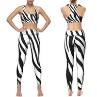 Women's Leggings 2021 Fitness Female Fashion Running Pants 2 Pcs Set Leopard Style Print Comfortable And Formfitting Yoga