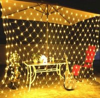 210 led الجنية صافي شبكة ضوء الستار سلسلة الزفاف عيد الميلاد حزب ديكور الدافئة أبيض الصمام سلاسل