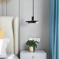 Chandeliers Modern Glass Ball Led Wall Moon Lamp Design Cocina Accesorio Hanglampen Nordic Decoration Home Luzes De Teto