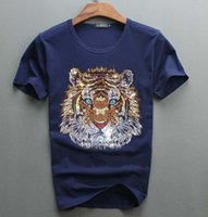 2021 NEUE ARRRRIVE TSHIRT Luxus Design von Diamanten 100% Baumwolle Männer Top Tees Designer Man T-Shirt 1xjs