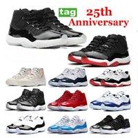 11 Homme Chaussures de basketball 72-10 Athlétique Space Jam Sports 11 Low University Blue Blue Blue Bred Bred Velvet Heirress Sneaker US 5.5-13 EUR 36-47