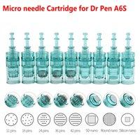 Dr. Pen Ultima A6S Replacement Micro needle Cartridge Tips 11 16 24 36 42 nano Pin for Electric Dermapen MTS Skin Rejuvenation
