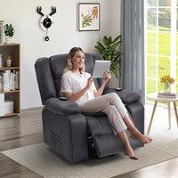 Muebles de alta calidad Muebles de ascensor de ascensor American Style Relaje Home Recliner Sofá Silla de masaje de cuerpo completo