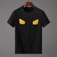 Moda para hombre diseñadores t shirt t shirt de verano de alta calidad para hombre estilista camiseta hip hop hombres mujeres de manga corta negra camisetas W28