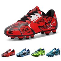 Adult Kids Sneakers Men Women Soccer Cleats Girl Football Boots Turf Spikes Indoor Football Trainers Shoes Boys Chuteira Futebol 210915