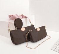 Top design de luxe Messenger Sac Portefeuille sac à dos Sac à main Portefeuille portefeuille sac à main Sac à main Mini 3-en-1 sac mère-et-enfant