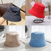 2021bucket şapka erkek kadın kova moda donatılmış spor plaj baba balıkçı şapkalar at kuyruğu beyzbol şapkalar şapka snapback