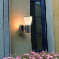 Outdoor Wall Lamps Terrace Lamp Garden Landscape Light Luxury Simple Villa Exterior Waterproof