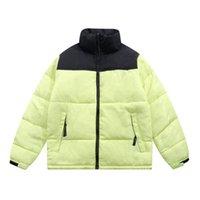 2021 Top-Qualität Nord-Down-Baumwolljacke-Mantel Outdoor Herren und Womens Mode Beiläufige Koreanische Warme Signature High Street Tops 1996 TNF