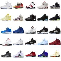 Jumpman Boots Men basketball shoes 1s Twist sail 4s bred 11s reflective Hyper Royal 13s 12s what the 5s mens sneakers size 40-46 DH-p44