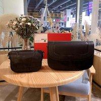 Mode Designer Umhängetaschen Frauen Handtasche Crossbody Tasche Echtes Leder Brief Hardware Dame Flip-Geldbörse mit Box fünf Farbe