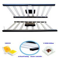 LED Grow Lights 600W Full Spectrum Fluence Spydr for Indoor Medical Hydroponic System