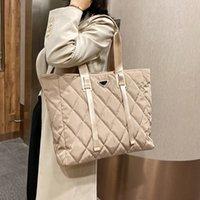 Luxurys Designers Bags Brand Designer Womens Tote Bags 2020 Осень зима Новая леди сумка высокого качества нейлоновые сумки