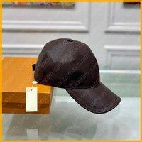 고품질 가죽 야구 모자 남성 여성 패션 모자 여성 캐주얼 트럭 모자 모자 망 디자이너 모자 Samzam Bonnet Beanie D2108133L