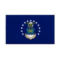 Vereinigte Staaten Armee Flagge USMC 13 Arten Direkte Fabrik Großhandel 3x5FTs 90x150cm Luftwaffe Schädel Gadsden Camouflage Armee Flagge KKF5031