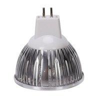 수족관 조명 Dimmable 9W MR16 따뜻한 백색 LED 라이트 스포트 라이트 램프 전구 12-24V 2800-3300K