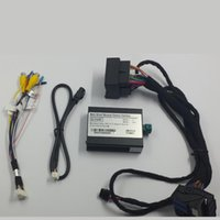 Auto-Rückansicht-Kameras-Parksensoren A B C E CLS SLS GLK ML GL GLA-Klassen-Multimedia-Videoschnittstelle für NTG4.5 Umkehrung kam