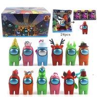 Игрушки аниме действия фигурки мини коробки моделей действия игрушечные фигуры игры DIY украшения капсула куклы слепой коробка AHB4990