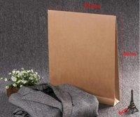 Kraft Paper Envelope Gift Boxes Present Package Bag for Book Scarf Clothes Document Wedding Favor Decoration