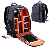 حقيبة الظهر في الهواء الطلق المحمولة للماء الصفر للخدش حقائب الظهر للكاميرا ترايبود وغيرها من الملحقات