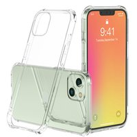 1.5mm iPhone 13 TPU gel case crystal clear bumper cover for iPhone12 mini pro max 11 XR XS Transparent soft protection cell phone cases