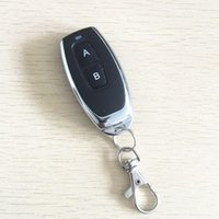 50pcs 433 mhz RF Remote Control Learning code 1527 EV1527 For Gate garage door controller Alarm 433mhz Receiver
