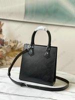 Petit sac plat bb 22cm klassische handtasche monogramme tasche epi leder konzentration aufblasen frauen designer luxurys marke mode kreuz body taschen m58660