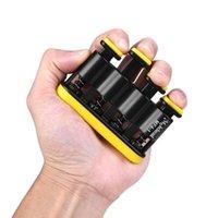 Hand Grips Grip Finger Trainer Strengthener Adjustable Power Training Home Fitness Equipment Piano Guitar Exerciser
