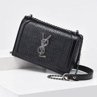Saco feminino 2020 New Bag Mulheres Venda Quente Versão Cool Fashion Bolsa Feminina Cross Cross Bolsa Bolsa Bolsas Para As Mulheres Y1215