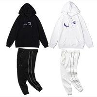 001 Роскошные мужские и женские толстовки Высококачественная вышивка технологии бренда роскошный дизайнер Hoodie Sportswear Толстовка мода спортивная косточка для отдыха