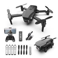 Yeni Mini Drone HD 4 K Çift Kameralar R16 Wifi Kamera Yüksekliği Ile Katlanabilir Dronlar Mini RC Quadcopter Drone Oyuncak