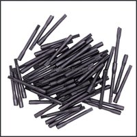 Other Supplies Tattoos Body Art Health & Beautyfor Mix Tattoo Ink Mixer 100Pcs Set Plastic Mixing Microblading Pigment Sticks Drop Delivery