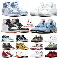 1 4s Hommes Casual Chaussures créateur de mode Marque Cuir gazelle og Noir blanc Rose Hommes Runner Femmes Sneakers chaussures de sport